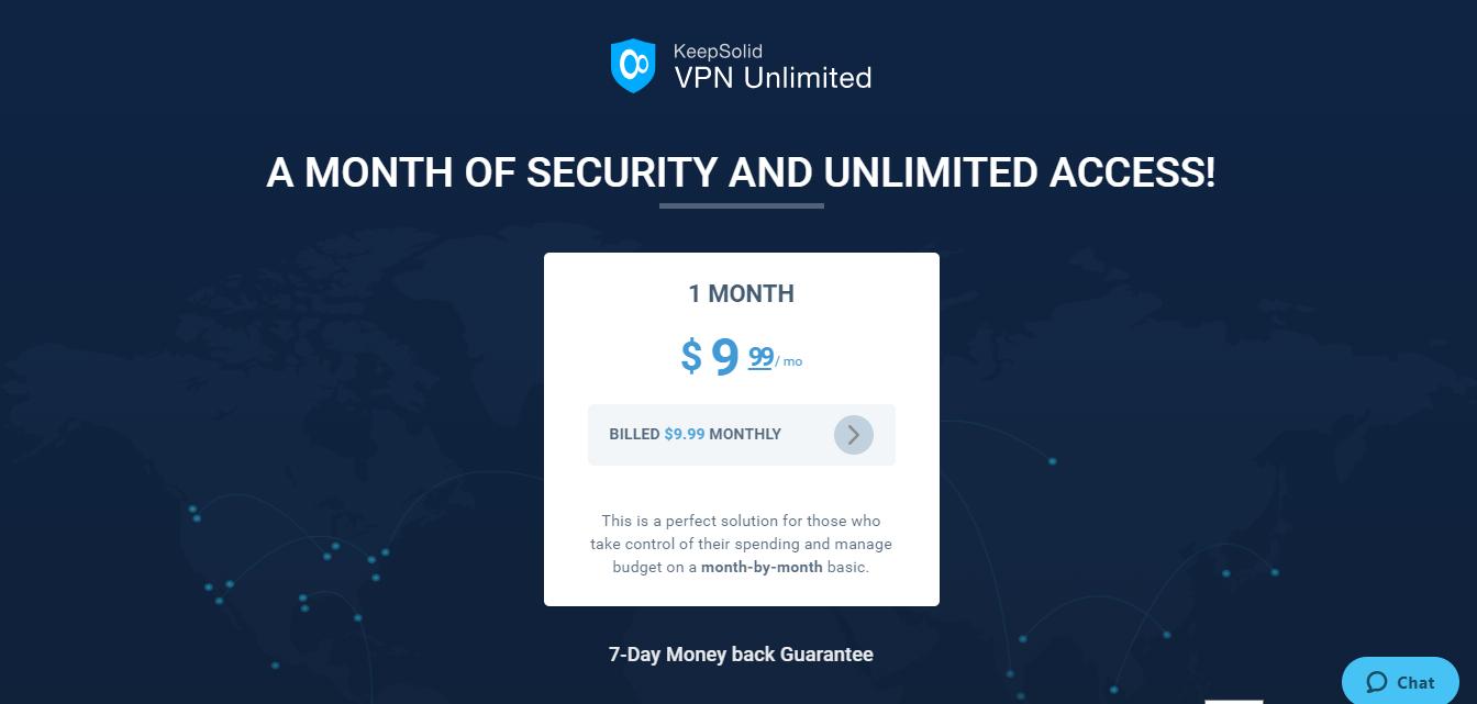 VPN ללא הגבלה